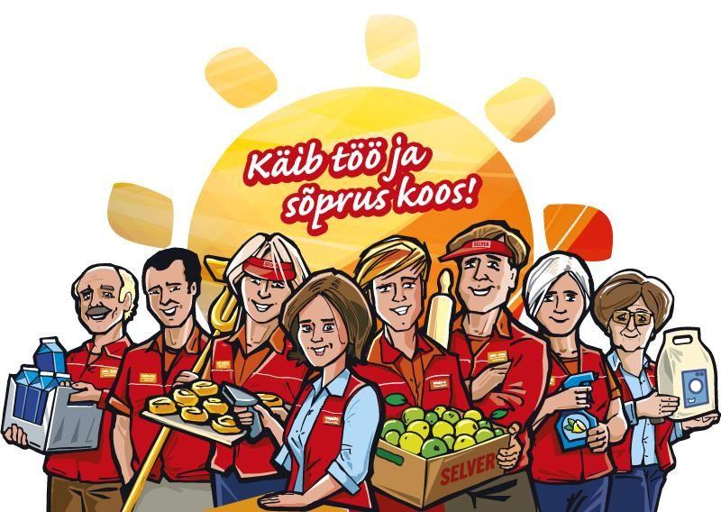 Tark tööotsija kandideerib: Pagar-teenindaja Tallinna Selveritesse