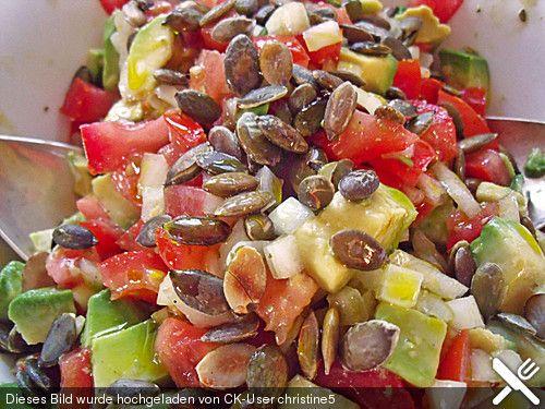 Avocado - Salat