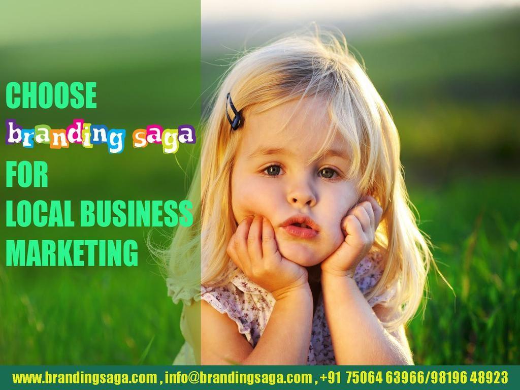 Local Business Marketing by Branding Saga