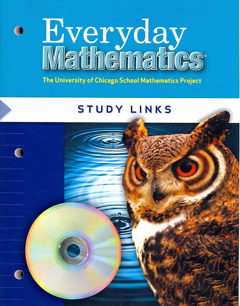 Everyday Mathematics Study Links Grade 5