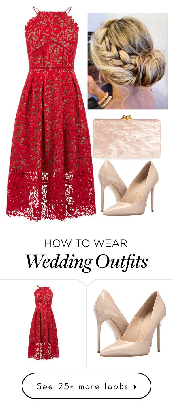 Quot Wedding Guest Quot By Girlinthesteelcorset On Polyvore