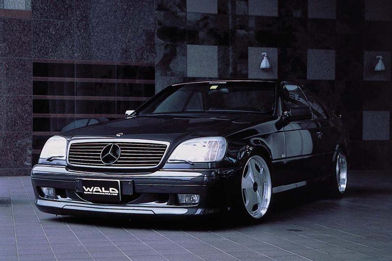 W140 Brabus Coupe Mercedes Benz Mercedes Benz