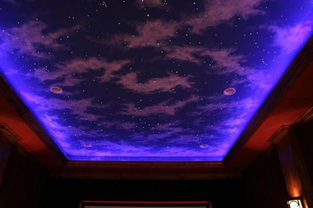 Bedroom Ceiling Lights Stars