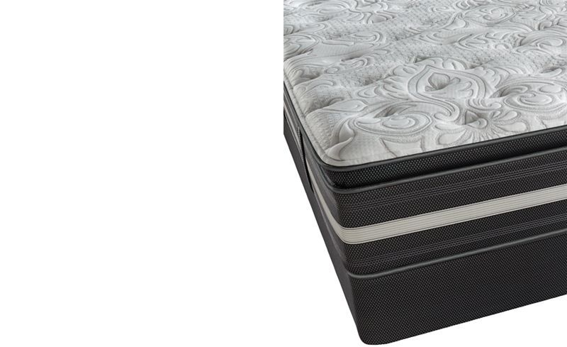 Beautyrest Recharge World Class Teagan Luxury Plush Pillowtop Full