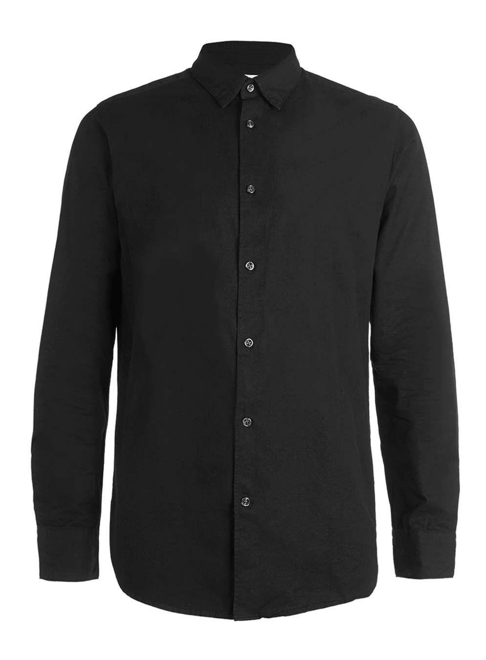 Selected Homme Black Fallon Shirt