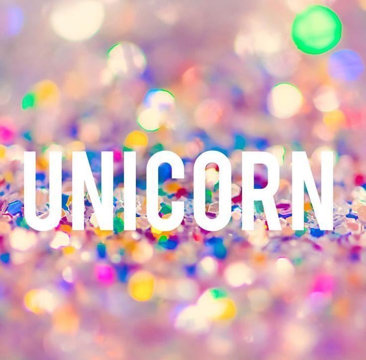 Unicone Glitters Pink Unicornios Fofos Coisas De Unicornio Unicornios Fofinhos