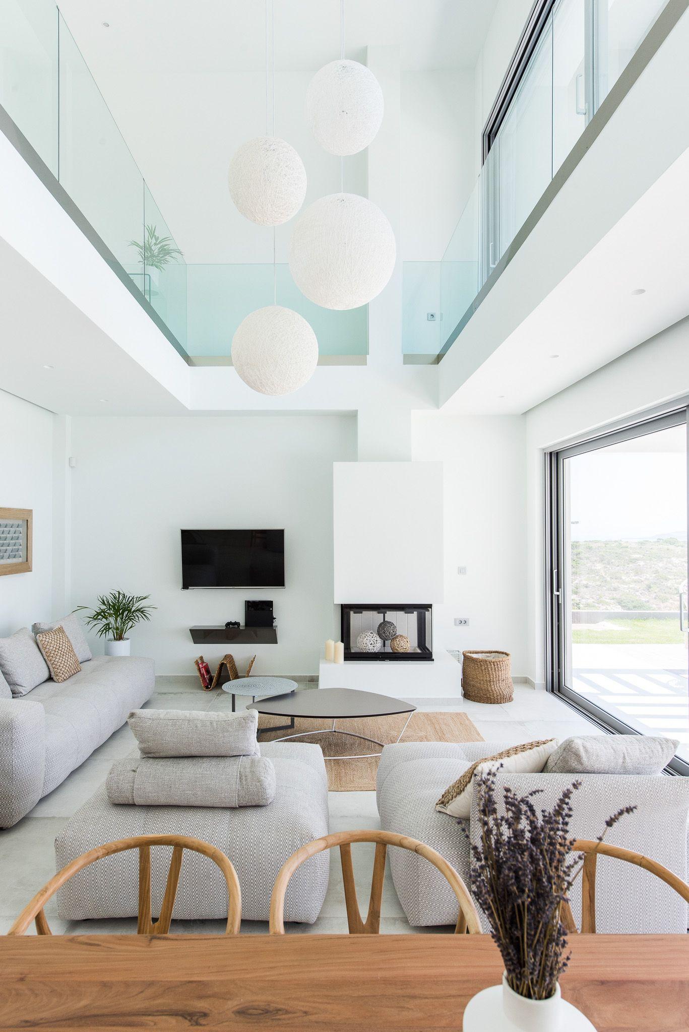 Villa Alas Greece, interior design by J&A photo by ...