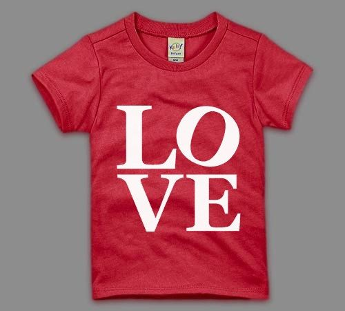love valentines day shirt cute valentines day kids tee cute for boys or - Valentine Day Shirts