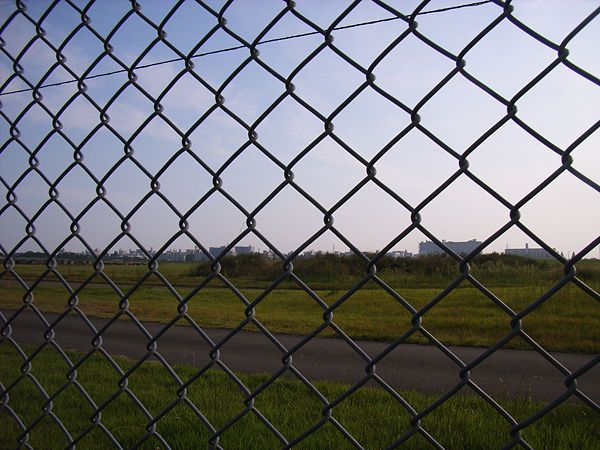 Install Chain Link Fence - wikiHow