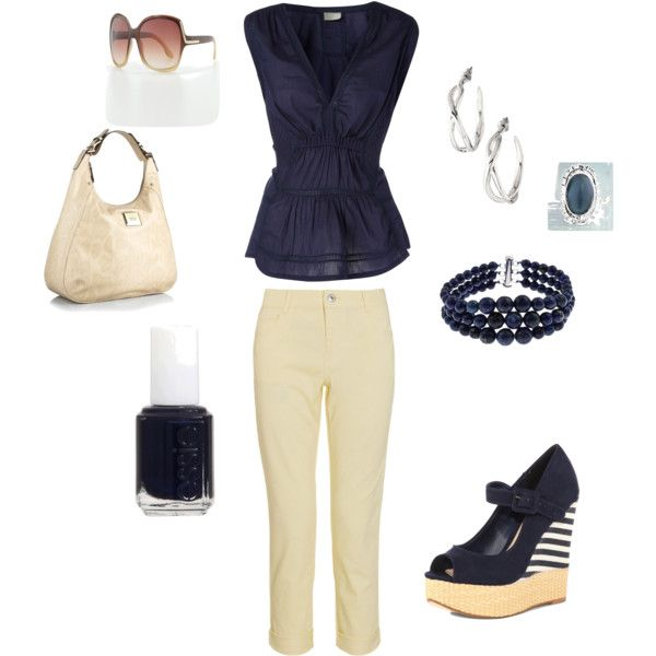 Deep Blue Sea, created by steffy77 on Polyvore