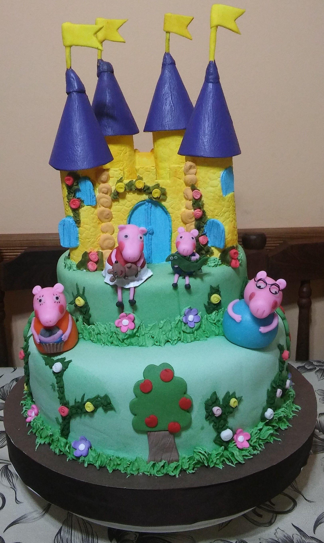 El castillo de Peppa Pig | Peppa Pig | Pinterest | Peppa pig ...