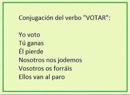 Resultado de imagen para frase de voto