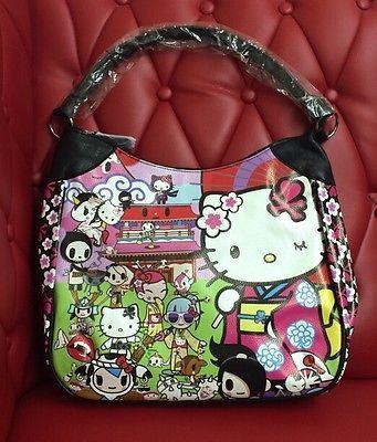 59719aae3 Details about Tokidoki For Hello Kitty Kimono Shoulder Bag (F3 ...