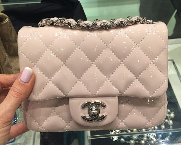 03bf480ca327 Chanel Mini Classic Flap Bags For Spring Summer 2014
