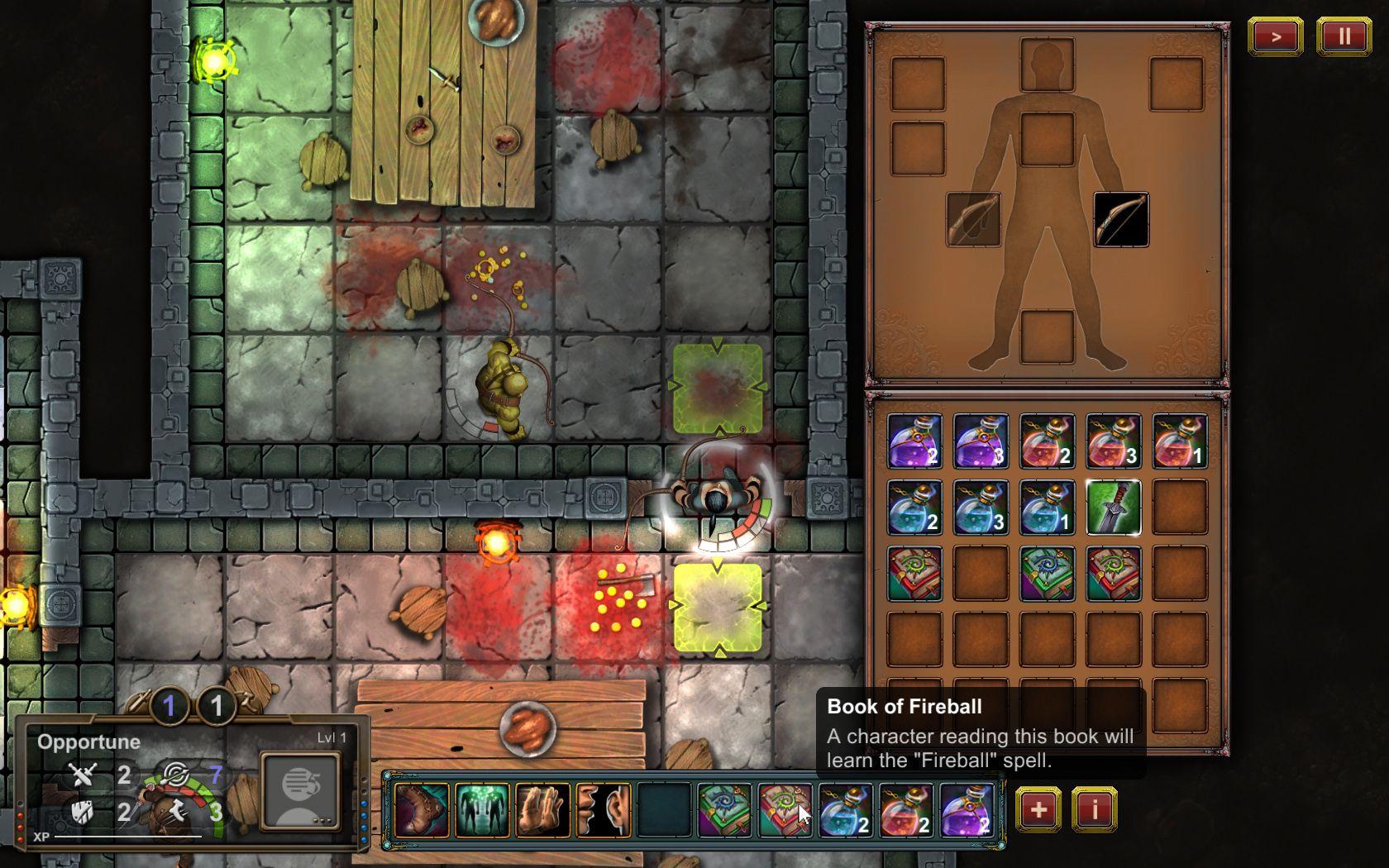 Quest Heroes screenshot 1