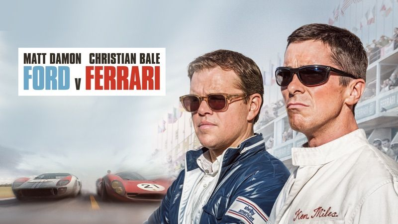 Ford Vs Ferrari 4k Movie Movie Rental 0 99 Apple Tv 6 99 On Google Play Movie Rental Movies Ferrari