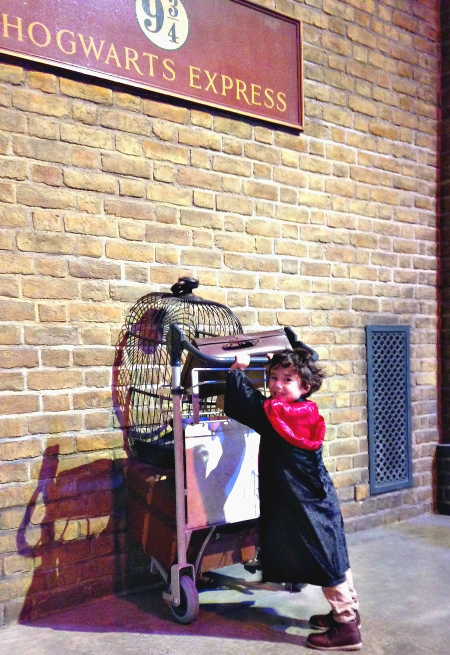 The 15th Anniversary Celebrations at The Harry Potter Studio Tour