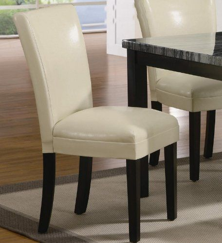 Schreiber Constable Extendable Table & 6 Stone Fabric Chairs From Simple Ivory Leather Dining Room Chairs Design Decoration