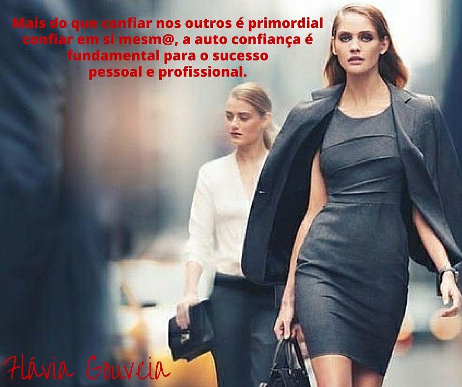 Confiança - Flávia Gouveia