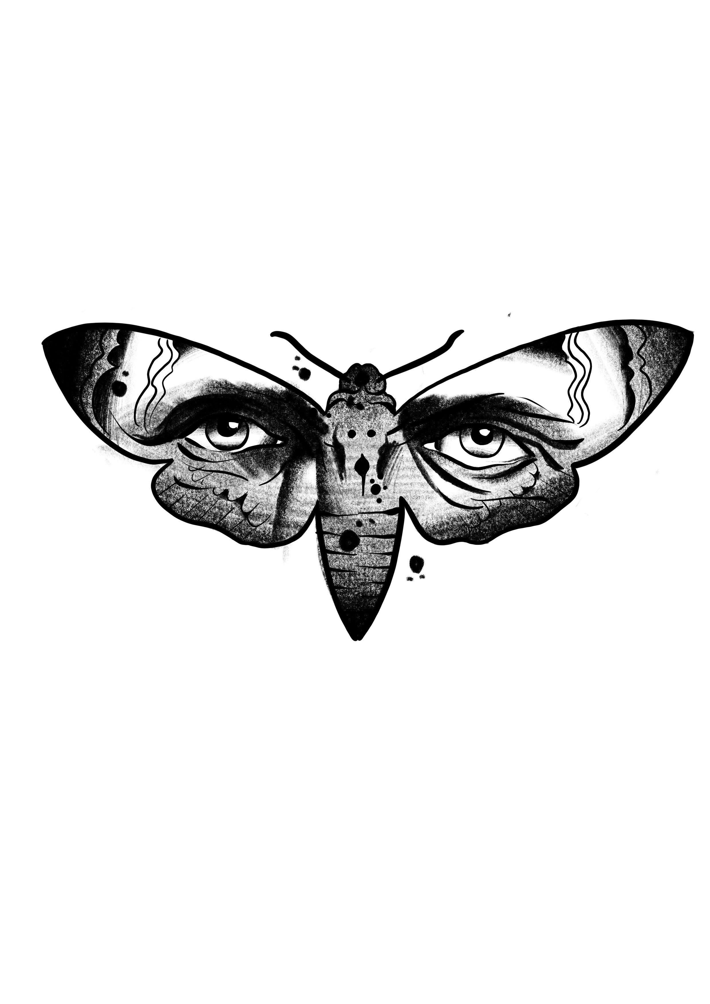 Silence Of The Lamb Movie Tattoos Scary Tattoos Horror Movie Tattoos