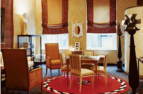Robert couturier interior designer and architect office - Robert couturier interior design ...