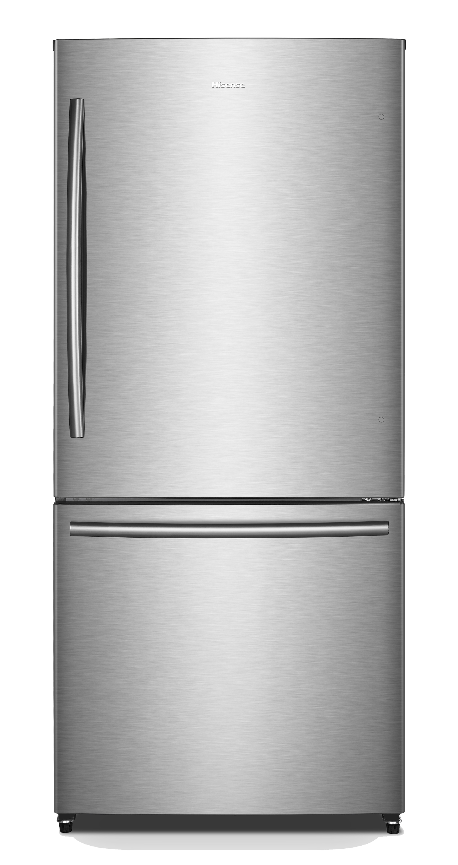 Hisense 17 Cu.Ft. BottomMount CounterDepth Refrigerator
