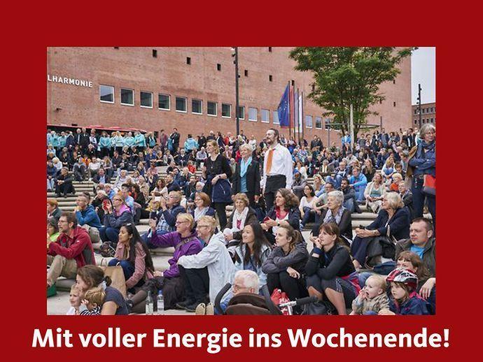 Was Ist Los In Hamburg Veranstaltungen Elbphilharmonie Konzertkino Umsonst Und Draussen Hamburg Konzert Veranstaltung