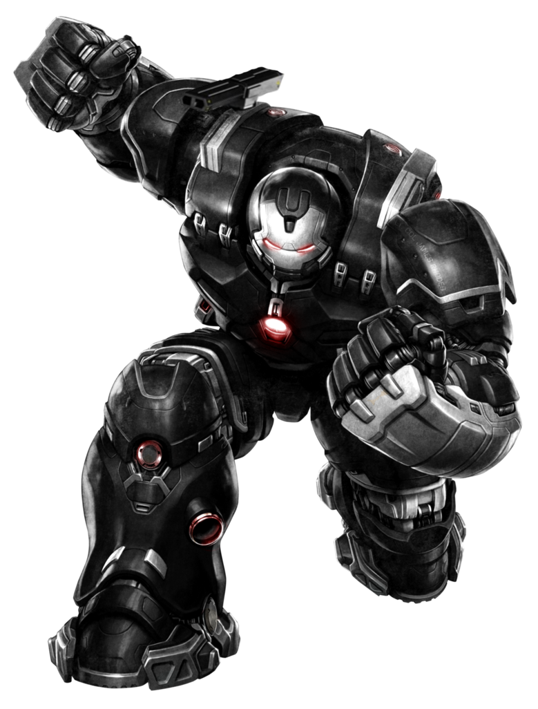 Marvel S Warbuster Hulkbuster War Machine By Mrsteiners On