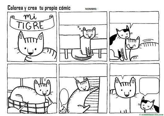 Cómo hacer un cómic | Pinterest | Comic