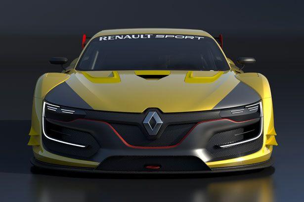 Renault Sport R.S. 01 bólido cuenta con una óptima aerodinámica Tuvie | http://www.tuvie.com