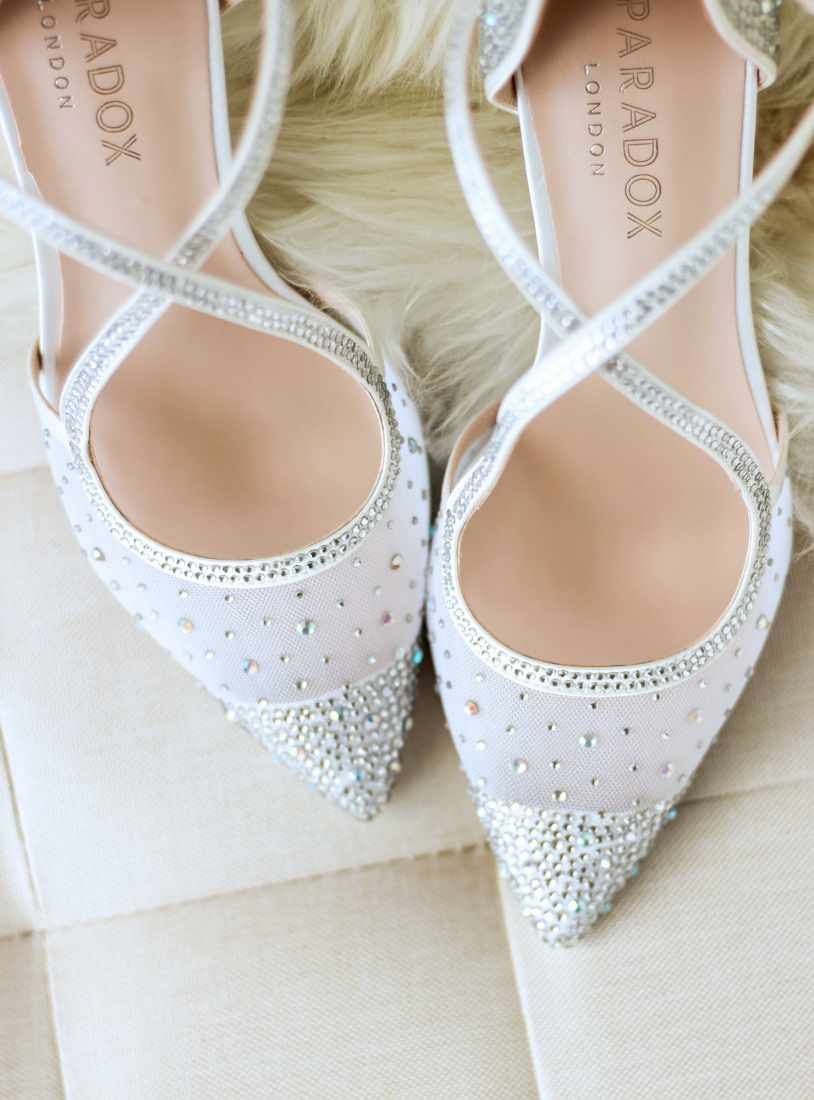 Paradox London: Modern, Affordable & Stylish Wedding Shoes