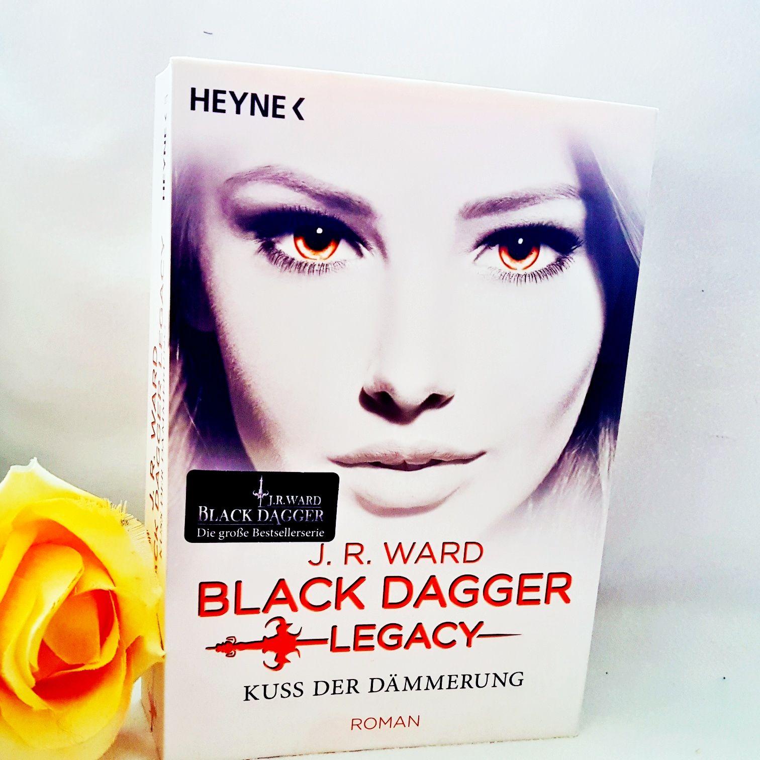 Black Dagger Legacy von J.R.Ward
