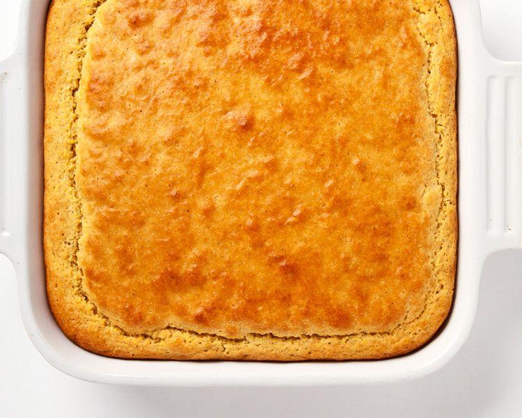 Cornmeal Cake Recipe