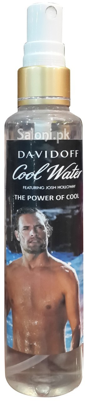 SMART BRANDS DAVIDOFF COOL WATER FRAGRANCE 125 ML Saloni™ Health
