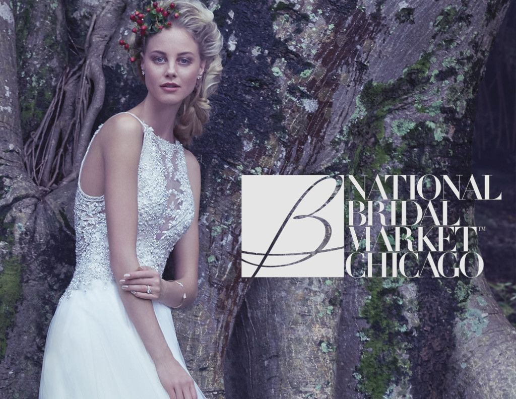 Ethereal wedding gowns Lisette by Maggie Sottero