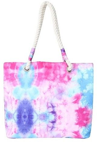 436bcd49d Circo® Girls' Tote Bag Tie Dye Multi-Colored - CircoTM | Unisex ...
