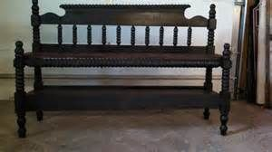 Bed Frames Made into Benches - Bing Images