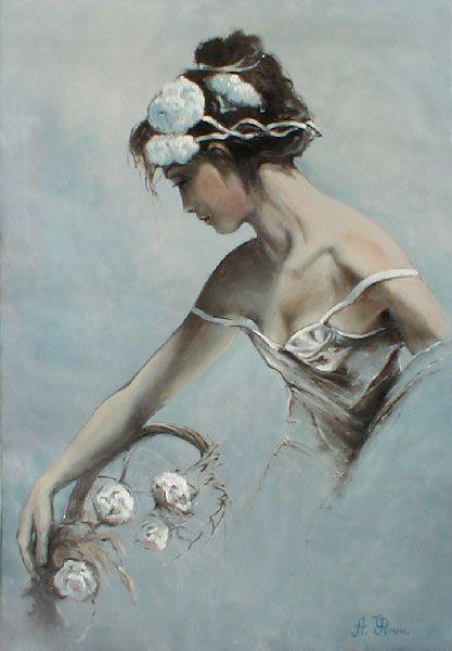 ballerina painting - Pesquisa Google