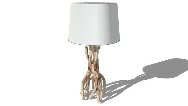 LAMPE NIRVANA, maisons du monde, ref 138498 prix79,90 € 3D