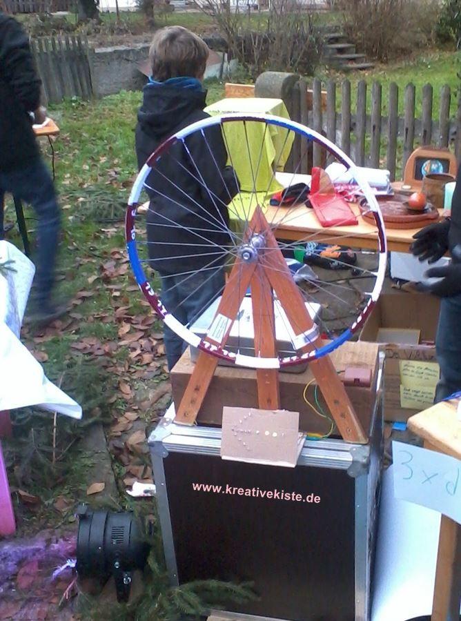 4 Gluecksrad Spiel Bauen Glucksrad Spiel Rad Gluck
