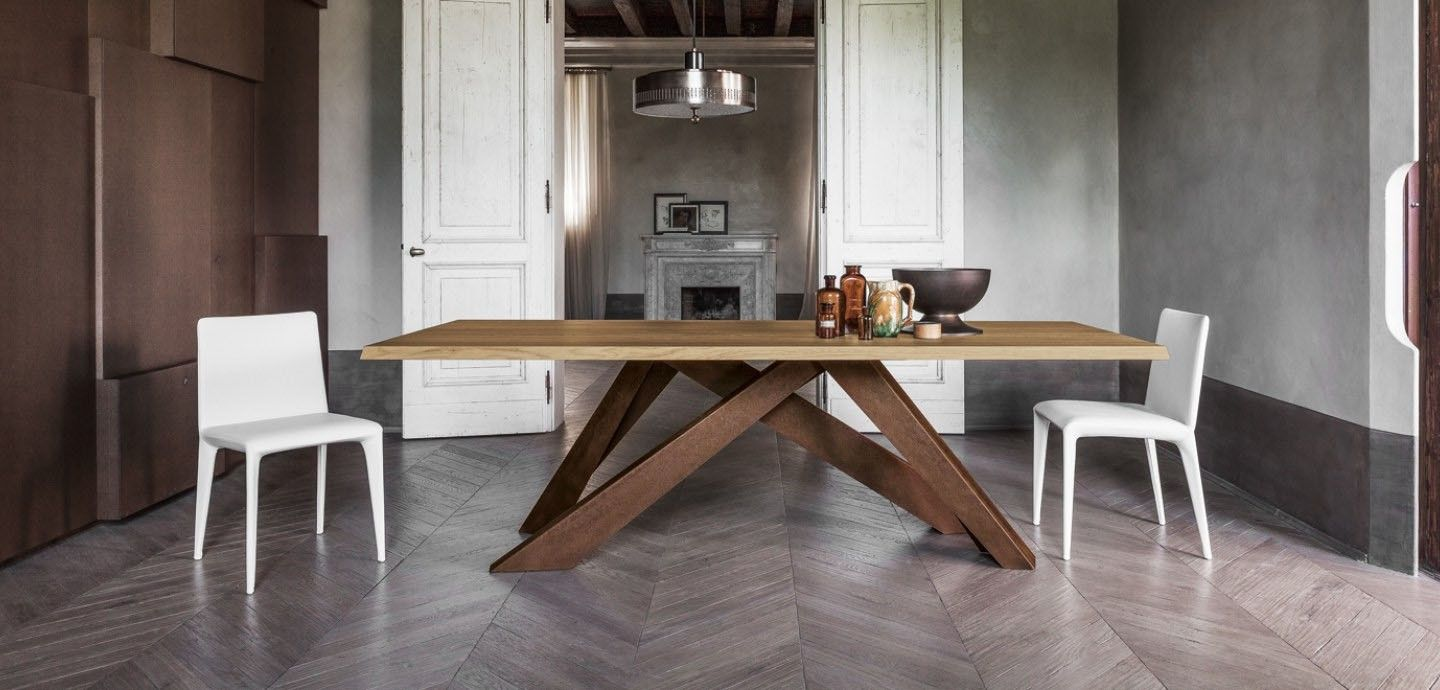 Big Table - Bonaldo design eetkamertafel | Keuken | Pinterest