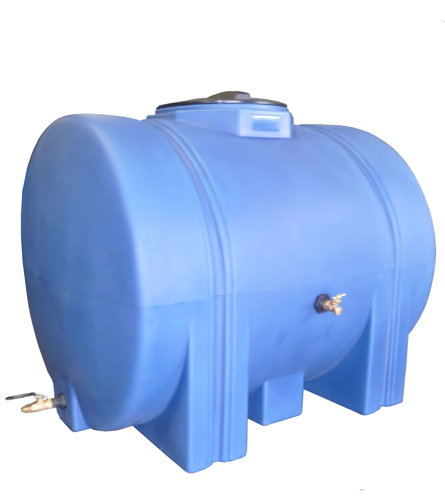 250 Gallon Horizontal Emergency Water Storage Tank Water Storage Tanks Emergency Water Water Storage
