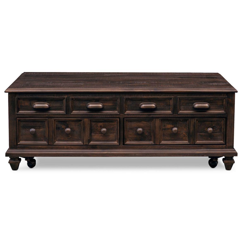 Roxboro Lift Top Coffee Table American Signature Furniture Lift Top Coffee Table Coffee Table Roxboro [ 1170 x 1170 Pixel ]