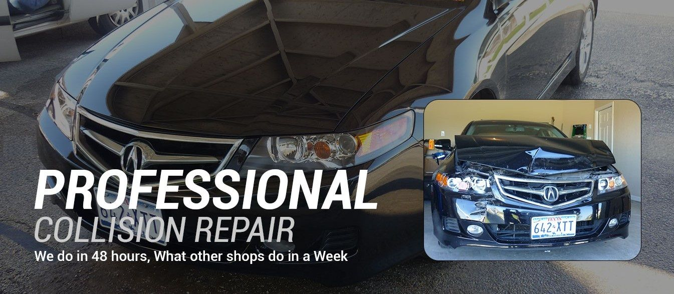 At collision san antonio we give a discount on our hourly