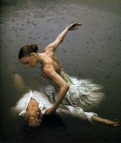 Gillian Murphy and Ethan Steifel in Swan Lake, American