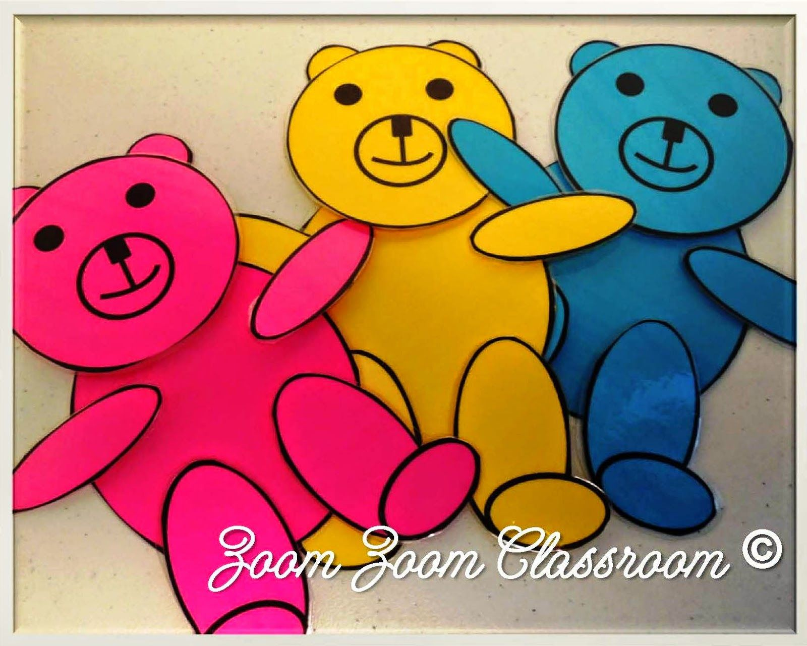 Free Bear Pattern