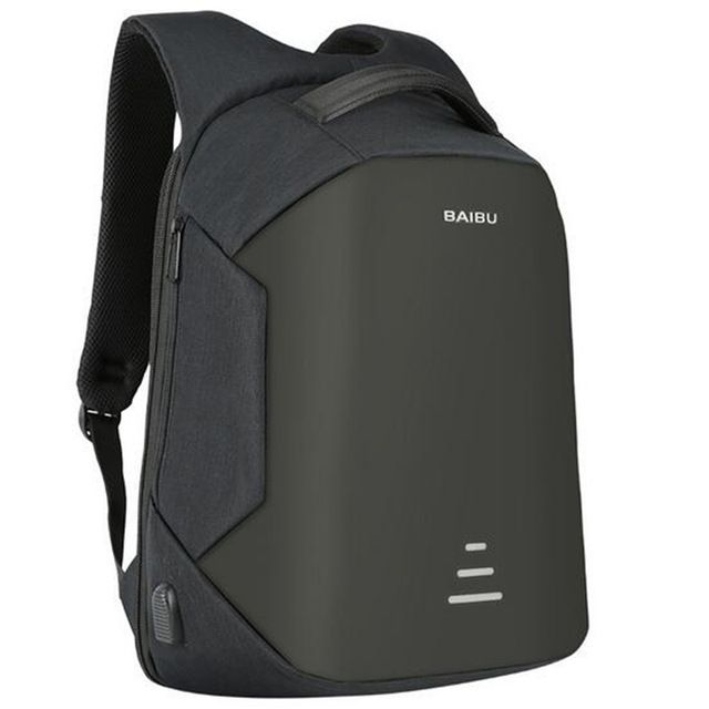 Oxford Men Laptop Backpack Mochila Masculina 15 Inch Man/'s Backpacks