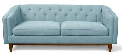 Living By E Lemieux Midcentury Style George Sofa