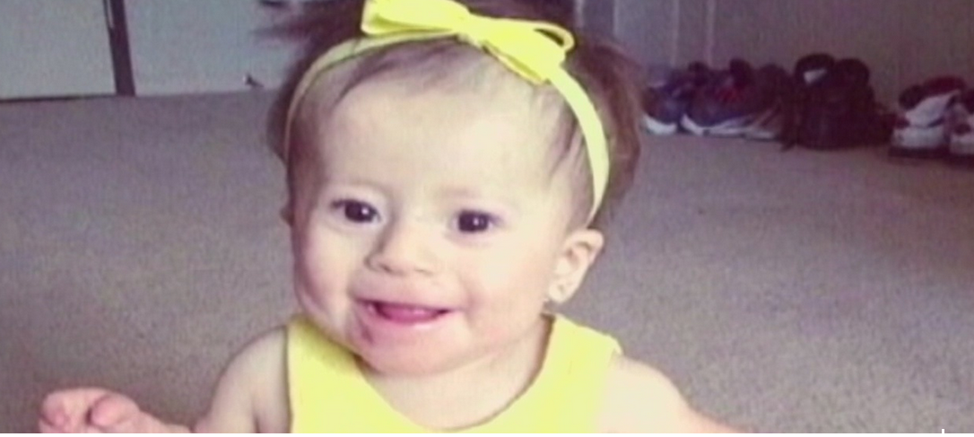 RIP 19 month old Aliyana Peterson: Aunt accused of suffocating toddler to death with baby wipe