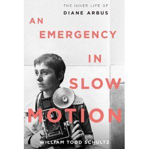 Latest book on one of my favorite photographers, Diane Arbus!